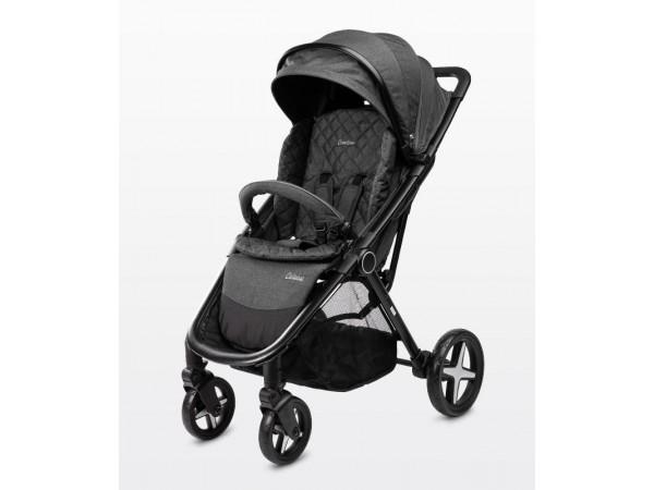 Детская прогулочная коляска Caretero Colosus graphite