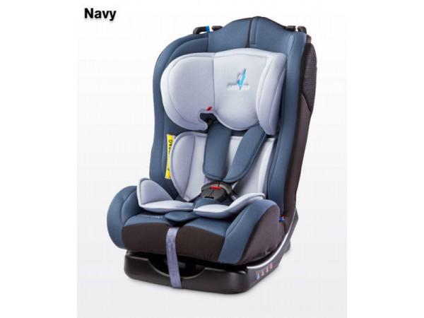 Детское автокресло Caretero Combo navy 0-25 кг