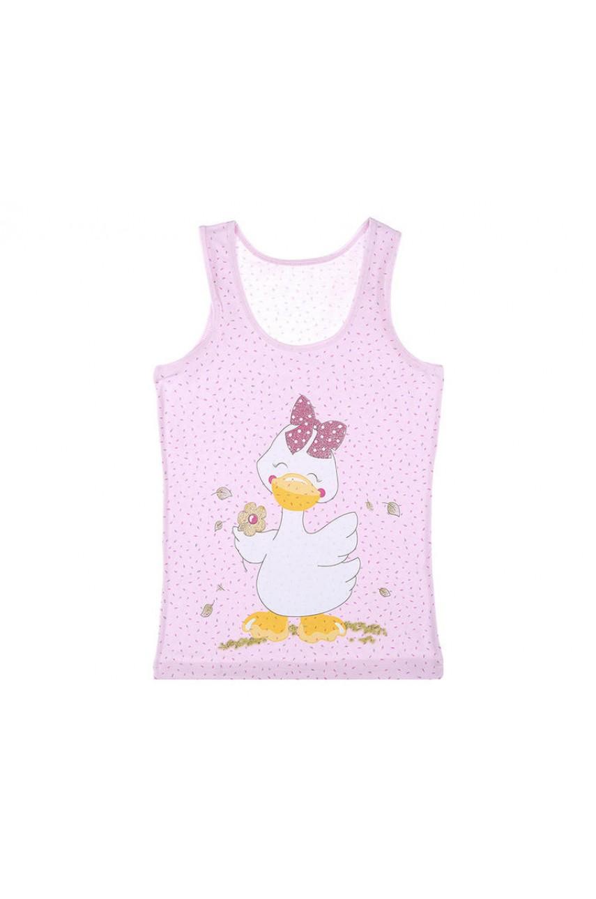 Детские майки для девочек Donella арт. 43536BFV