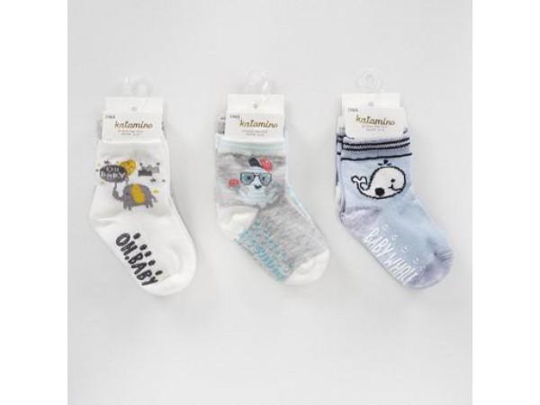 Детские носки для младенцов ARTI_katamino арт. k44041