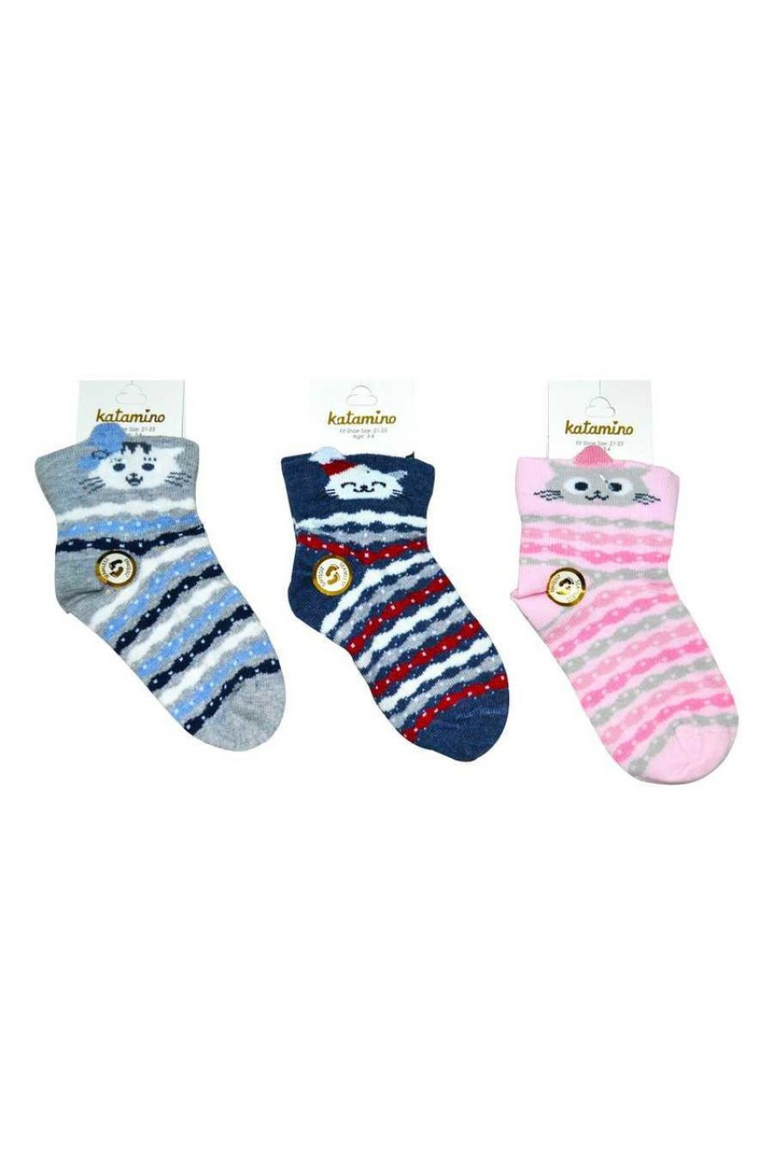 Детские носки для девочки ARTI_katamino арт. k21006