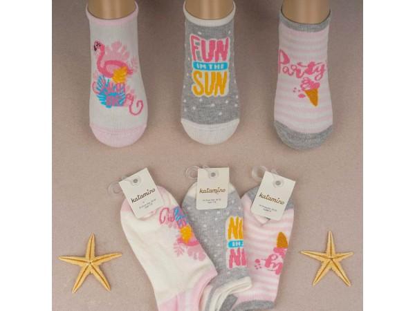 Детские носки для девочки ARTI_katamino арт.k20171