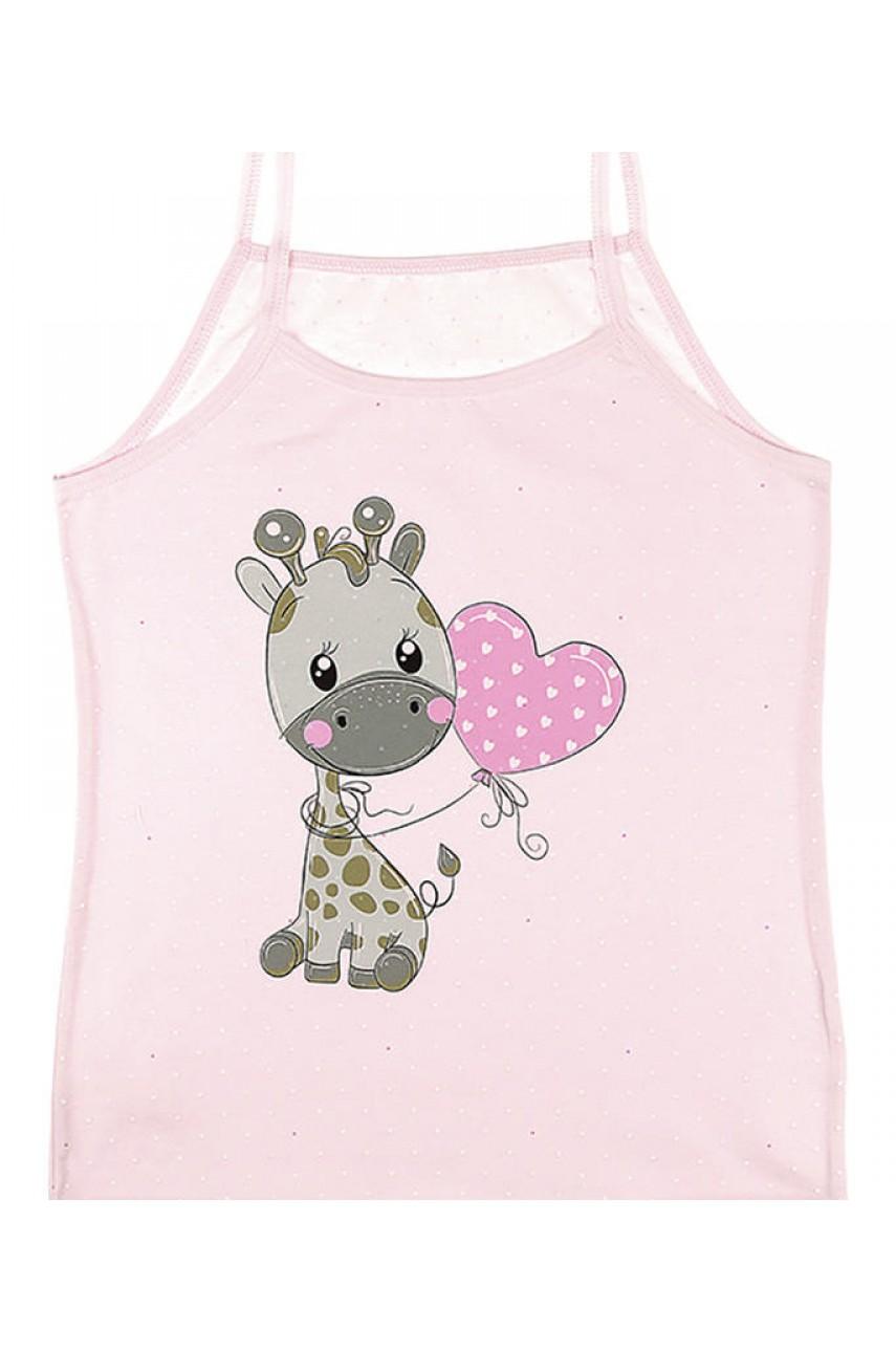 Детские майки для девочек Donella арт. 43606ZF
