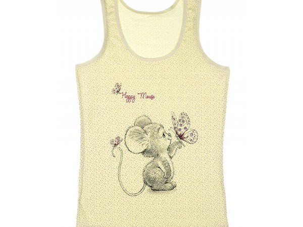 Детские майки для девочек Donella арт. 43452SF
