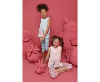 Пижама для девочки Donella арт. 10070