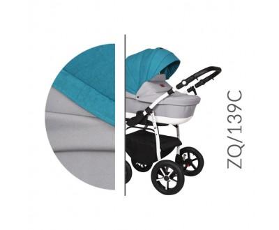 Детская универсальная коляска 2 в 1 Baby Merc Zipy Q ZQ/139C