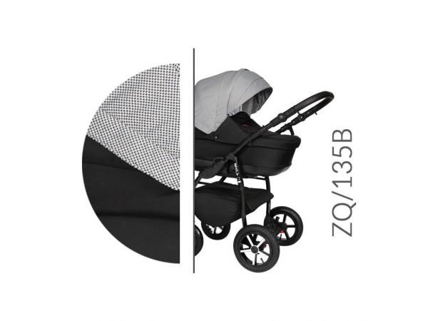 Детская универсальная коляска 2 в 1 Baby Merc Zipy Q ZQ/135B