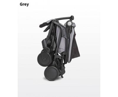 Детская прогулочная коляска Caretero Aviator black