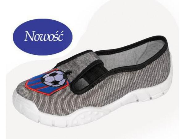 Детские текстильные тапочки Raweks Krzys K16, 25-35 (11пар)