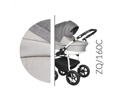 Детская универсальная коляска 2 в 1 Baby Merc Zipy Q ZQ/160C