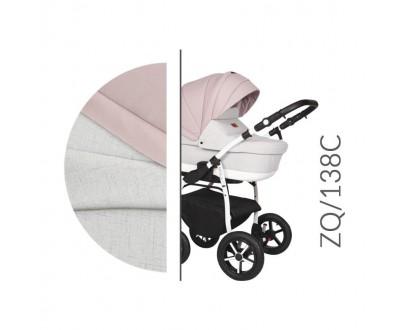 Детская универсальная коляска 2 в 1 Baby Merc Zipy Q ZQ/138C