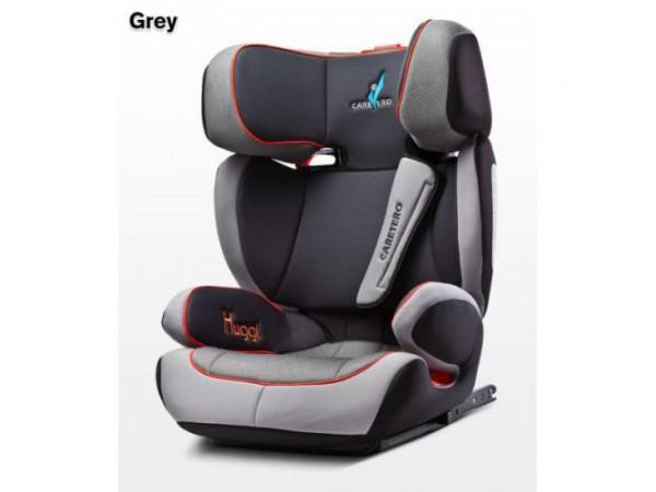 Детское автокресло Caretero Huggi Isofix grey 15-36 кг