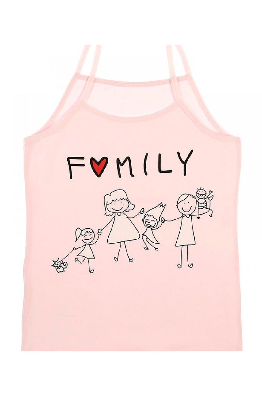 Детские майки для девочек Donella арт. 435034