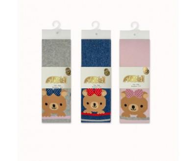 Детские колготы для девочки - махровые ARTI_katamino арт. 350052