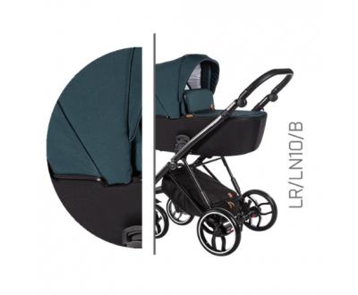 Детская универсальная коляска 2 в 1 Baby Merc La Rosa LR/10B