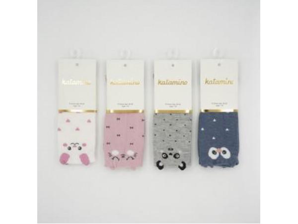 Детские носки для девочки - гольфы ARTI_katamino арт. k12014