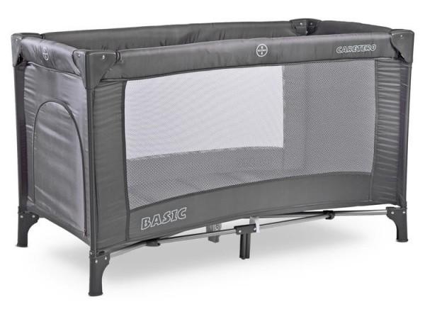 Детский манеж-кровать Сaretero Basic graphite