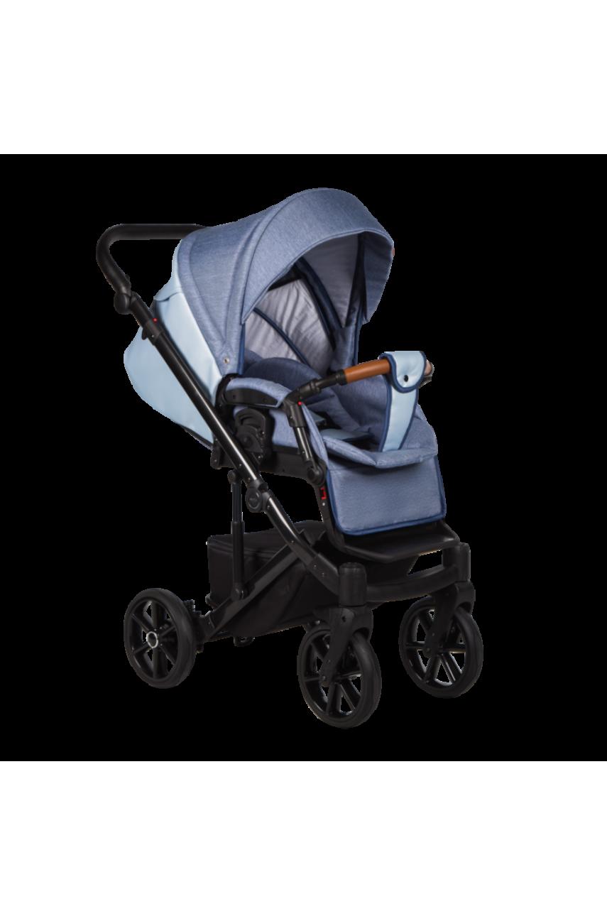Детская универсальная коляска 2 в 1 Baby Merc Mosca MO/200B