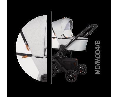Детская универсальная коляска 2 в 1 Baby Merc Mosca MO/04B