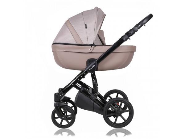 Детская универсальная коляска 2 в 1 Quali Milano M3