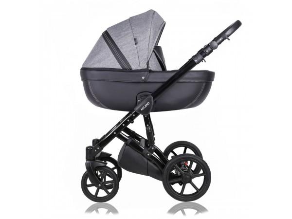 Детская универсальная коляска 2 в 1 Quali Milano M4