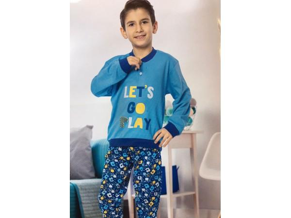 Пижама для мальчика Aydogan арт. 1546