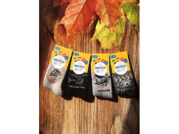 Детские носки махровые для мальчика Baykar арт. 7042-12