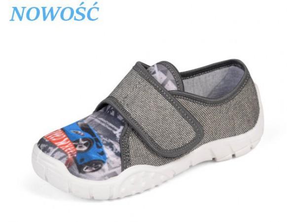 Детские текстильные тапочки Raweks Tomek T1, 25-35 (11пар)