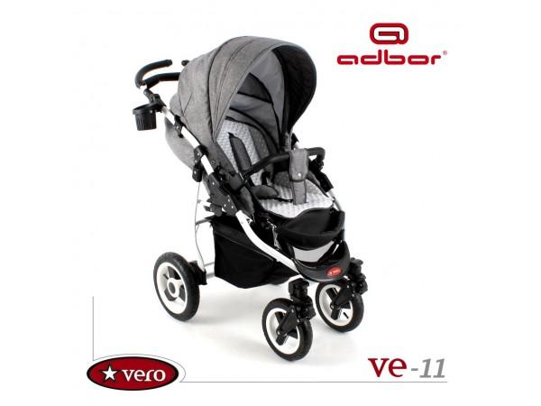Детская прогулочная коляска Adbor Vero VE 11